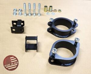 "[SR] Heavy Duty 2"" Full Lift Kit Front & Rear for 05-up Kawasaki Mule 600 610 SX"