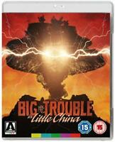 Big Trouble IN Little China Blu-Ray Nuevo Blu-Ray (FCD882)