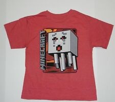 minecraft mojang youth t shirt the nether new