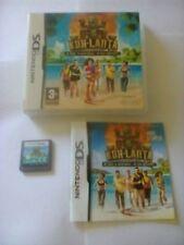 Jeu vidéo Nintendo DS : Koh - Lanta , complet avec la notice .