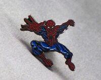 Metal Enamel Pin Badge Brooch Spiderman Spider Man Super Hero Logo