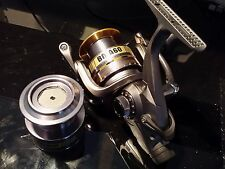 brand new 6000 BAIT FEEDER Spinning Reel 10BBs,extra metal Spool,STOCK CLEARANCE