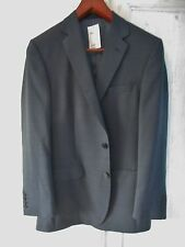 M&S COLLEZIONE INSPIRED BY ITALY MEN'S SUIT JACKET ONLY INDIGO SIZE 40 LONG BNWT