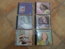 Job Lot of 6 (SIX) JO STAFFORD Music CD's All Good Used Condition