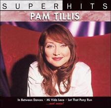 Super Hits [Sbme] [Remaster] by Pam Tillis (CD, Apr-2007, Sony Music Distributio