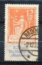 Reich 234 gebruikt; infla geprüft