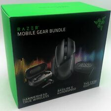 Razer Mobile Gear Bundle Hammerhead True Wireless Basilisk X Hyperspeed More