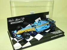 RENAULT F1 TEAM SHOWCAR 2006 FISICHELLA MINICHAMPS 1/43 400060072 FORMULA ONE