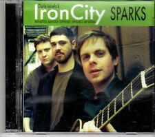 (DX151) Sparks, Iron City - 2009 CD