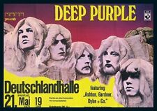 Deep Purple German Repro Film POSTER