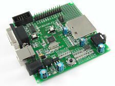 AT90USB162 ATMEL AVR development board  USB joystick ISP SD audio