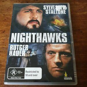 Nighthawks DVD R4 Like New! FREE POST