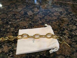 ippolita Bastille bracelet in 18k yellow gold