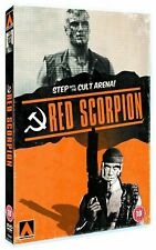 RED SCORPION (1988) - Dolph Lundgren..DVD..