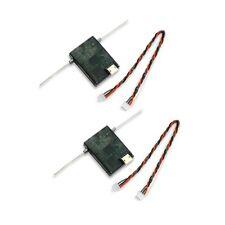 2 x Empfänger Satellit DSMX Spektrum, JR kompatibel DX6i DX7s DX8 DX9 DX10i DX18