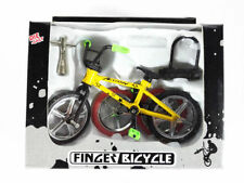 Alloy Folding Finger Scooter Set with Accessorie Mini Finger Bicycle playsets