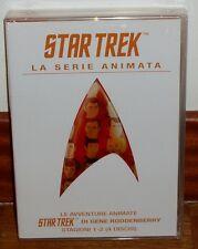 STAR TREK LA SERIE ANIMADA 4 DISCOS DVD NUEVO PRECINTADO FICCION (SIN ABRIR) R2