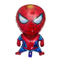 Spiderman Character Air Walker Large 76cm 30'' Helium Birthday Party Balloon