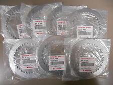 Kawasaki KX250F 08-15 KX 250 250F ZX6RR 05-06 Qty 7 Stock Clutch Steels Plates