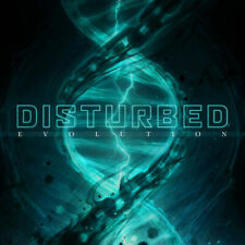 DISTURBED - EVOLUTION [New CD, 2018] -  *FREE SHIPPING*