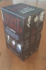 Night World Box Set by L.J Smith All 9 Novels in 4 Collectible Bind Up Editions
