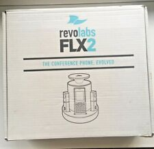"Revolabs 10-FLX2-200-VOIP Wireless ""The Conference Phone, Evolved"""