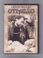 (DVD) Orson Welles Othello / Image Entertainment / SEALED