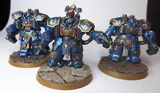 Warhammer 40k - Centurion Devastator Squad Ultramarines superbly painted