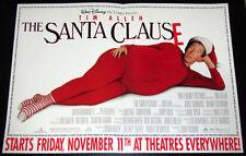 Walt Disney - THE SANTA CLAUSE__Original 1994 Trade print AD / poster__TIM ALLEN
