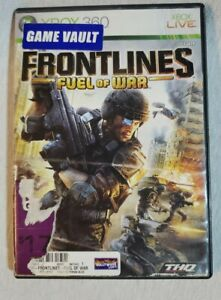 Frontlines: Fuel of War - Xbox 360 Game - Game & Case.