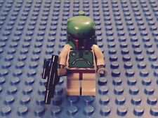 LEGO STAR WARS NEW - VERY RARE VINTAGE BOBA FETT FIGURE FROM 2001