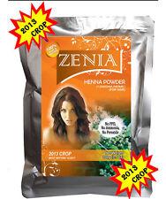 BUY 4 GET 1 FREE 100g ZENIA Henna Powder TRIPLE SIFTED Body Art Quality NO PPD