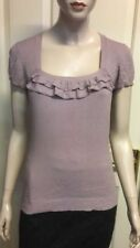 Cue Viscose Cap Sleeve Tops & Blouses for Women