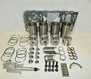 Engine SET complete for FIAT tractors 640 4CYL 100mm