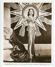 Alluring Biblical Vixen Hedy Lamarr 1949 Original Samson and Delilah Photograph