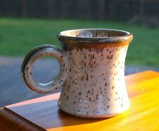 Speckled Pottery Coffee Mug by Clay In Mind San Diego, CA