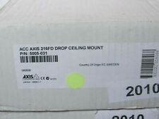 Axis 216fd Drop Ceiling Mount Kit Clear Transparent Cover 5005 031 Ctno