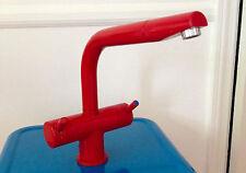 Børmix RED Kitchen sink faucet / Danish Modern. Vintage