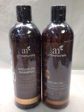 Art Naturals Argan Oil Shampoo & Conditioner Hair Growth Treatment 16oz EBot C