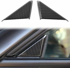 Front Window Triangle Cover Trim for Dodge Challenger 2009+ Accessories A