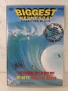 Biggest Wednesday DVD Surfing Surf Ken Bradshaw Surf Movie Big Wave AUSTRALIA