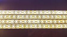 10pcs 50cm 5050 Warm White Aluminium Waterproof Aquarium LED Rigid Strip IP68