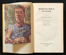 Edith Hoffmann, Kokoschka - Life and Work, 1947, Faber and Faber Limited