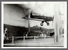 FARMAN F.230 ORIGINAL VINTAGE 1931 PRESS PHOTO