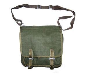 Polnische Armee Packtasche Kampftasche oliv Brotbeutel Militär Army BW Vintage