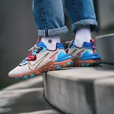 New SS20 NIKE React Vision, DIMSIX, Light Bone-Blue-Red (CD4373-001), All Sizes