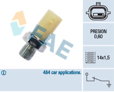 Oil Pressure Sensor Switch 12 for NISSAN QASHQAI / +2 I 1.6 dCi 4WDa