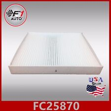 FC25870 CF10743 PREMIUM CABIN AIR FILTER for 2008-18 GRAND CARAVAN & 09-13 FX50