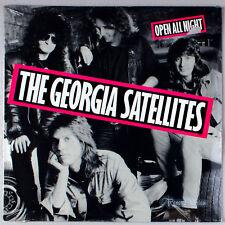 Georgia Satellites - Open All Night (1988) [SEALED] Vinyl LP •