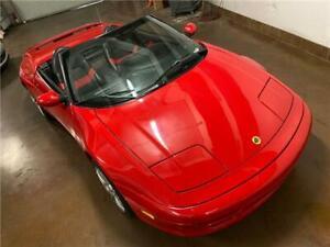 1991 Lotus Elan Turbo Esprit Turbo